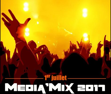 MEDIA ' MIX 2017...A LA MEDIATHEQUE DE BERCK ...