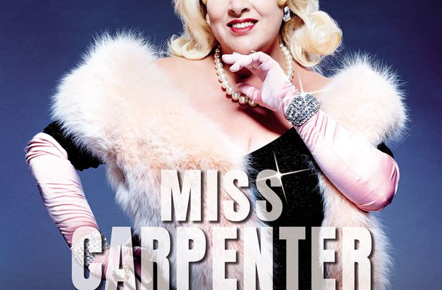 MISS CARPENTER - Marianne James - Th. Rive Gauche