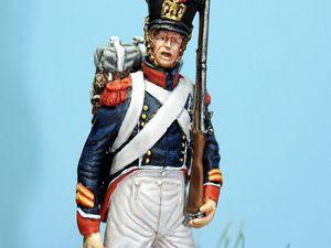 NEW ! Caporal des tirailleurs de la Jeune Garde 1815024 est disponible