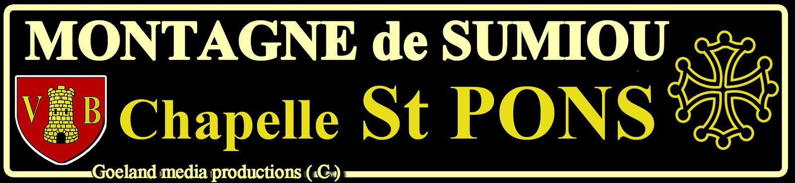 Chapelle St PONS - chapelle du vertige - goelandmedia.prod@gmail.com (c) - Alpes de Haute Provence