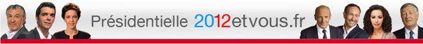 Le site 2012etvous.fr au coeur des deux tours de l'élection avec RTL, M6 et MSN