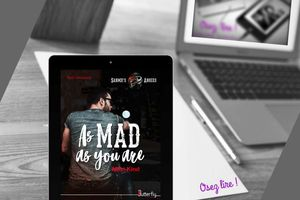 As mad as you are - Milyi Kind chez Butterfly