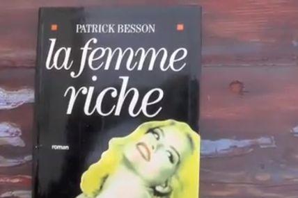 #PremièresPages / La femme riche de Patrick Besson lu par Protche