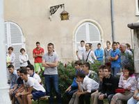 Ouverture du tour de l'Ain cadet 2014