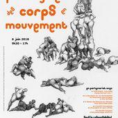 Paradigmes des corps en mouvement - Maison des Sciences de l'Homme Paris Nord