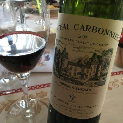 Epique Carbonnieux 2004 (rouge)