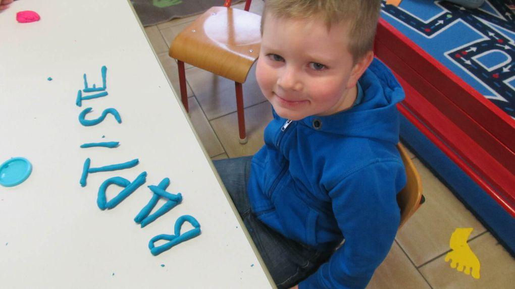 Anniversaires, écriture des prénoms et grandeurs chez les TPS-PS-MS