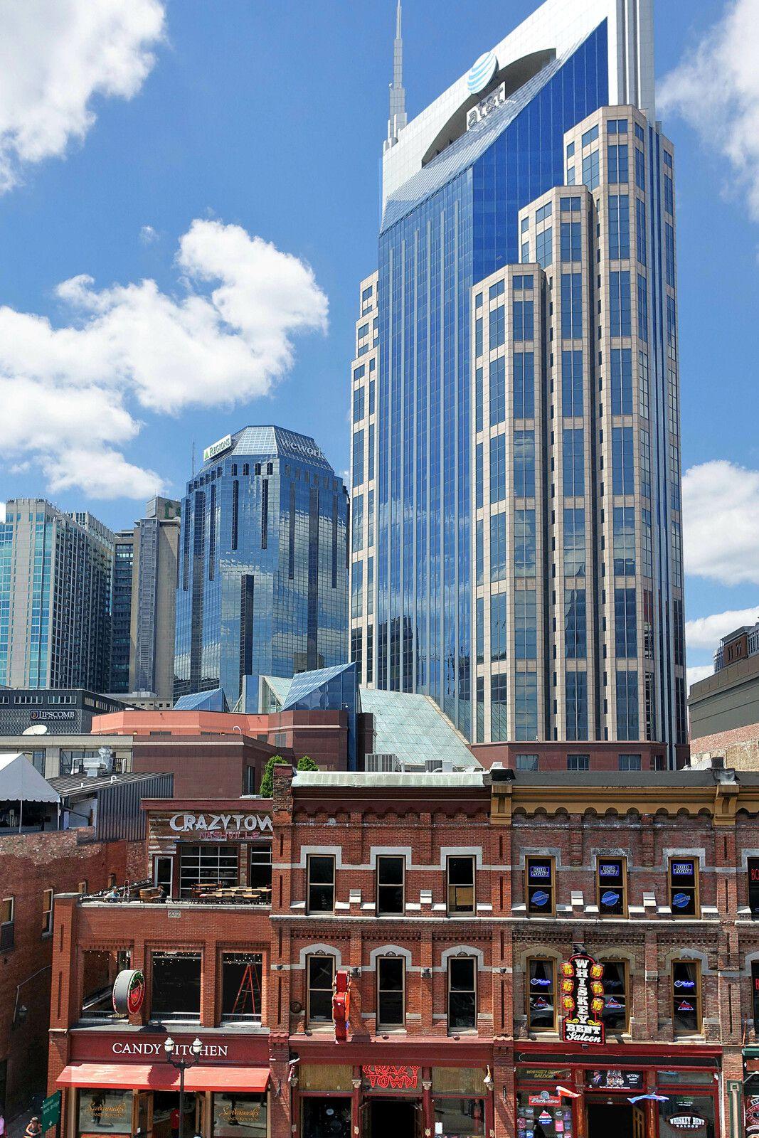 Nashville Batman Building