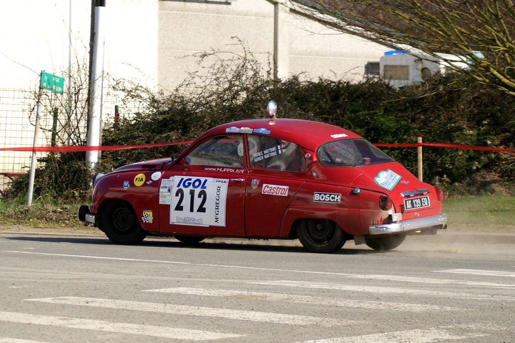 rallye 2011 des Routes du Nord du 4 mars au 6 mars 2011