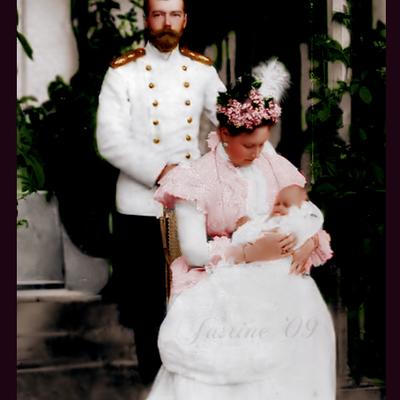 12 août 1917 : le dernier anniversaire du tsarévitch Alexis