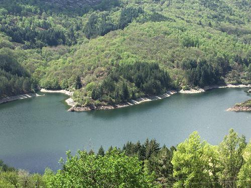 Samedi 5 mai : Séjour au Mas de la Barque - Lac de Villefort