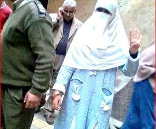 """FATIMA  e il """"branco"""": poliziotti in Egitto"""