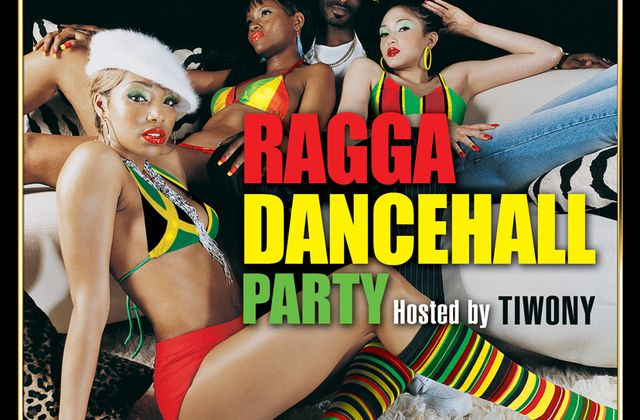 [DANCEHALL]VA-RAGGA DANCEHALL PARTY Hosted By TIWONY-2011