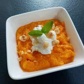 Velouté de carottes parfumé au curcuma de Cyril Lignac dans tous en cuisine - Mes Meilleures Recettes Faciles