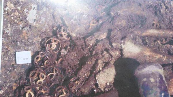 Antes del reciente descubrimiento del entierro doble de sacerdotes, se creía que no existían élites en la cultura Pacopampa.