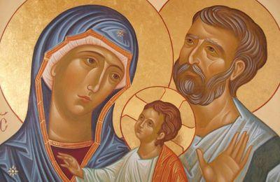14 Gennaio : inizio novena della Beata Vergine Maria e di San Giuseppe
