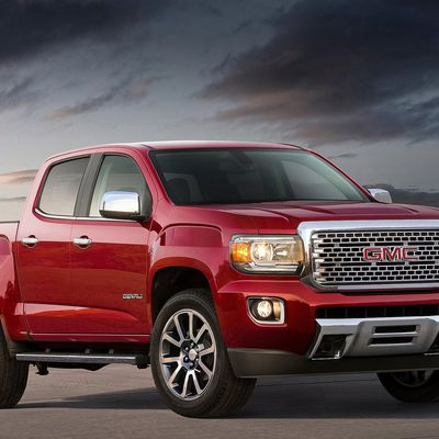 GMC Canyon Denali - 2017 - Gallery