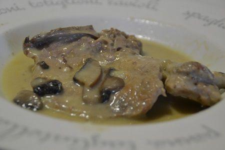 Une recette cookeo de côtes de porc à la moutarde
