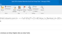 Ataque masivo de phishing a usuarios de Bancos Turcos