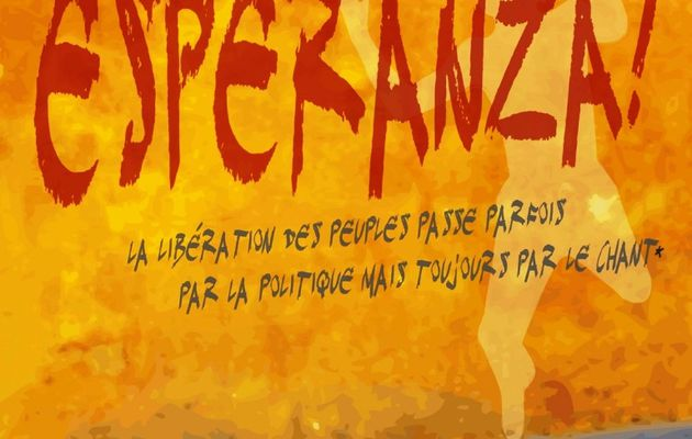 """ ESPERANZA""...UNE TOURNEE DE ""L'EMBARDEE"" ..."