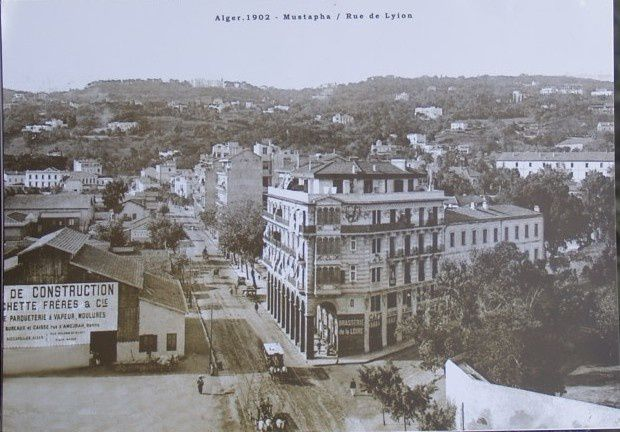 Splendeur d'Alger au début du 18 eme siecle