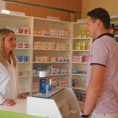Curieux de Pharmacie ...