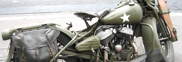 Harley 750 WL de novembre = canicule en décembre ?
