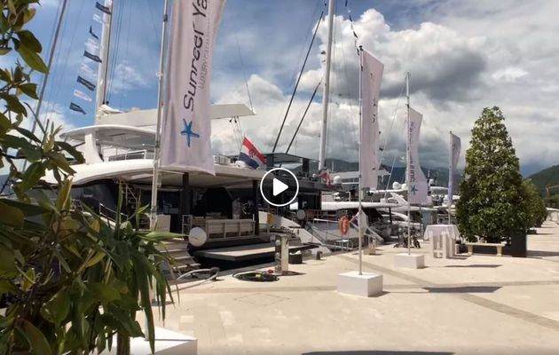 SCOOP - Sunreef Yachts s'implante à Porto Montenegro