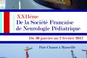 22ème Congrès de la Société Française de Neurologie Pédiatrique - 30 janv- 2 fév 2012
