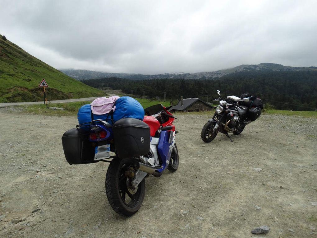 Fanny et ses motos