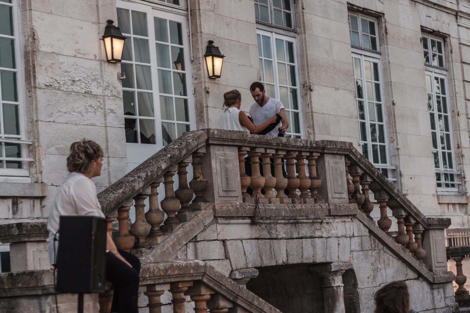 55 au château d'Hautot-sur-Seine le 20 août 2020