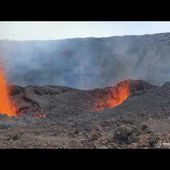 Éruption Du 9 Avril Au 24 Mai 2021 1ère éruption de l'année 2021
