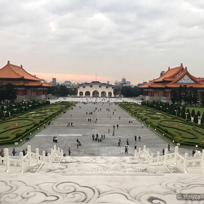 Le Mémorial de Chiang Kai-Shek 中正紀念堂, Taipei 臺北