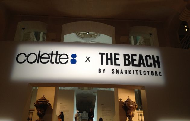 The Beach by colette