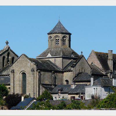 église abbatiale d'Aubazine