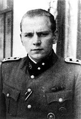Arthur Nebe - Erich Naumann - Horst Böhme - Erich Ehrlinger