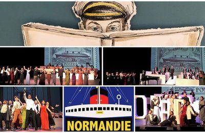 Normandie, spectacle à la Maison de la Culture d'Amiens