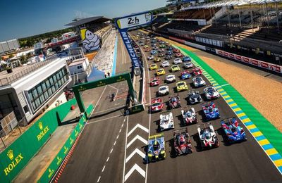 [Auto] Les 24 Heures du Mans à suivre ce week-end sur France TV et Eurosport !