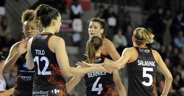 Euroligue: Bourges tombe, Montpellier enchaine