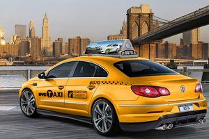 Volkswagen Passat CC NYC Taxi