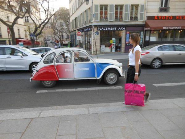 Paris. Août 2012. © Jean-Louis Crimon
