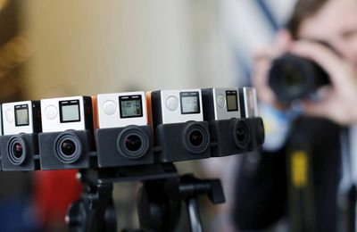 GoPro to Cut 15% of Jobs Amid Restructuring