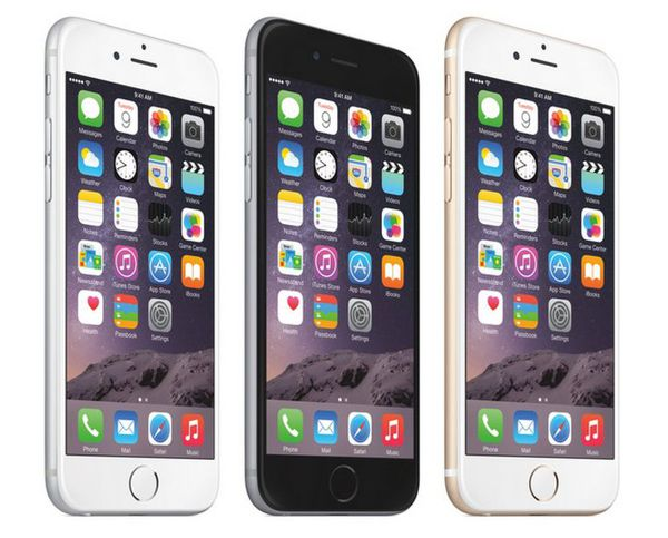 Win an iPhone 6s for this Site