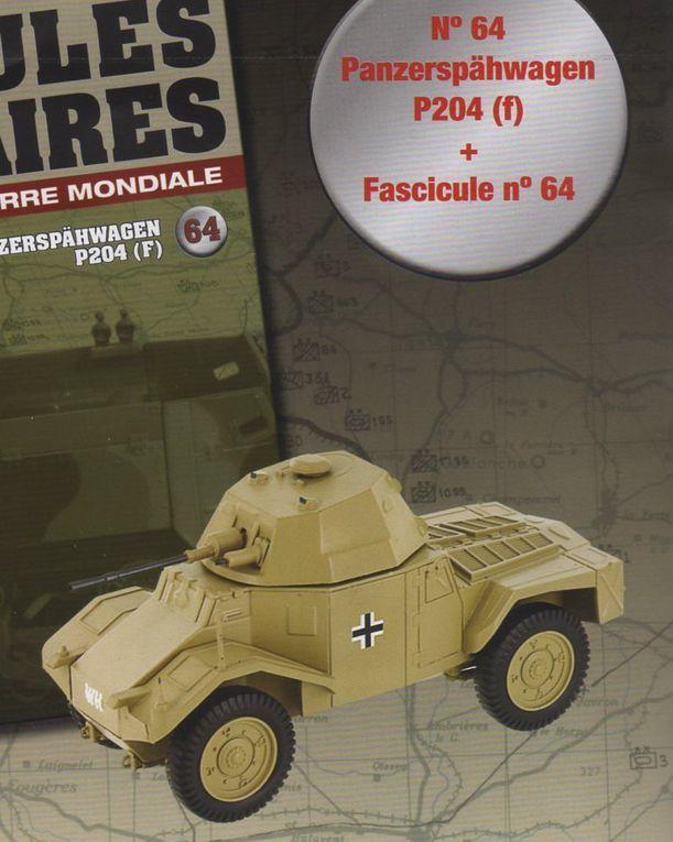 """Collection-presse """"Véhicules militaires de la Seconde Guerre mondiale"""" (Eagle Moss/Ixo)"""