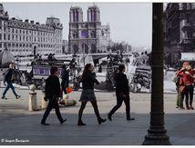 Notre-Dame de Paris à l'ancienne...