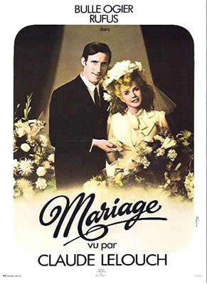 Mariage de Claude Lelouch