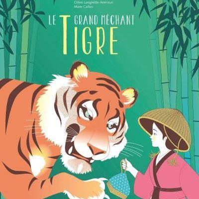Album et tigre.