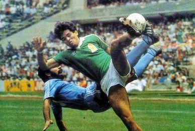 Coupe du Monde 1986 au Mexique, Groupe 2: Mexique - Irak