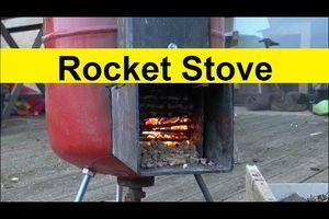 Rocket Stove 2 (le retour)