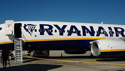 Ryanair full year profit rise 10% to €1.45bn